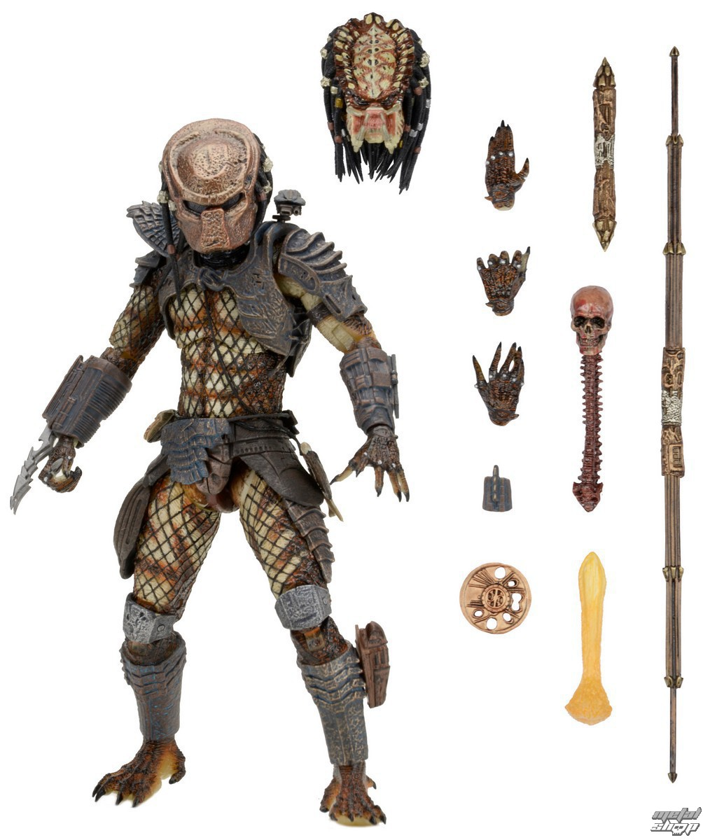 figurka Predator 2 - Ultimate City Hunter - NECA51549