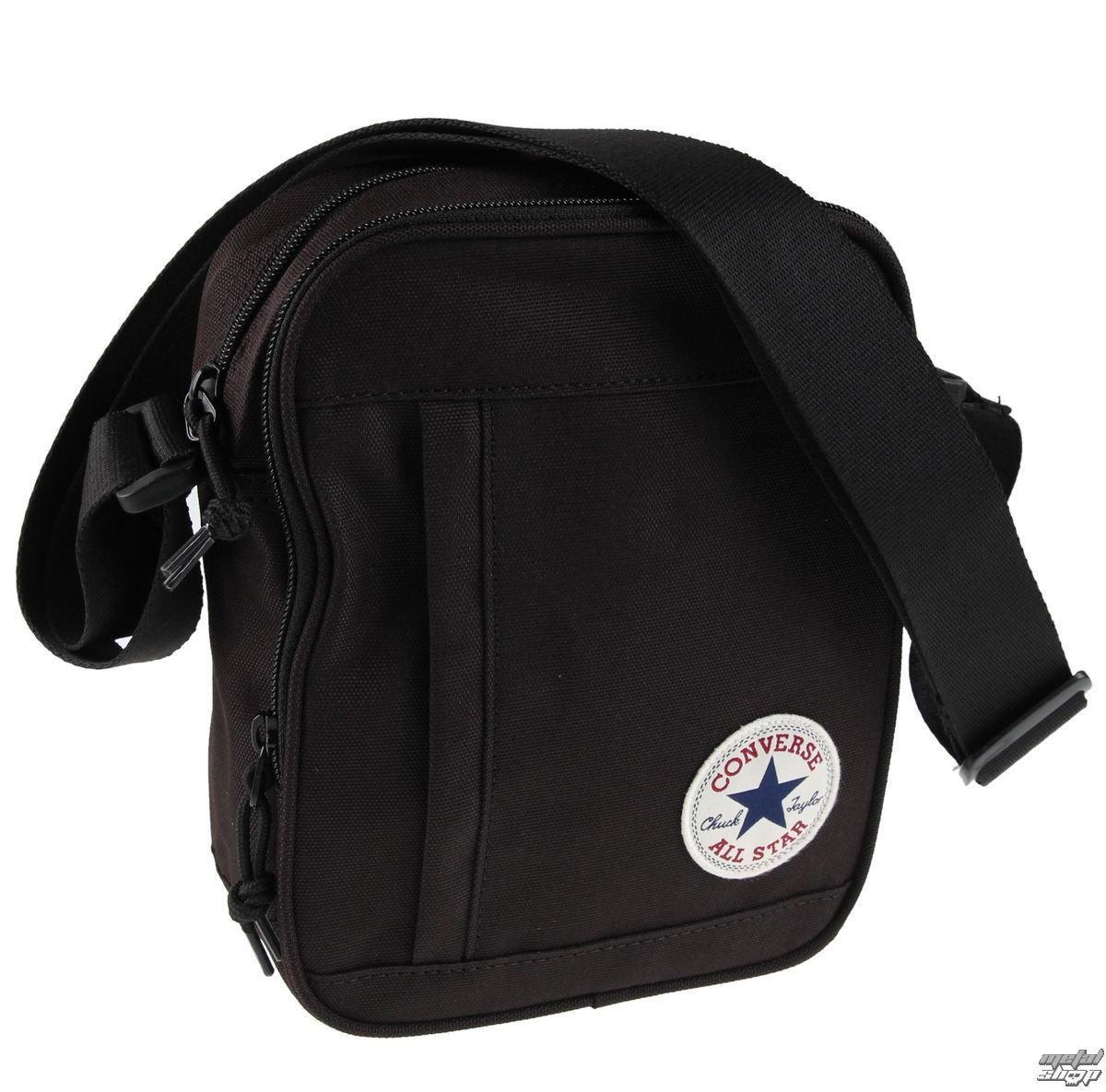 8558754ad8b taška malá CONVERSE - Poly Cross Body - Black - 10003338-A01 ...
