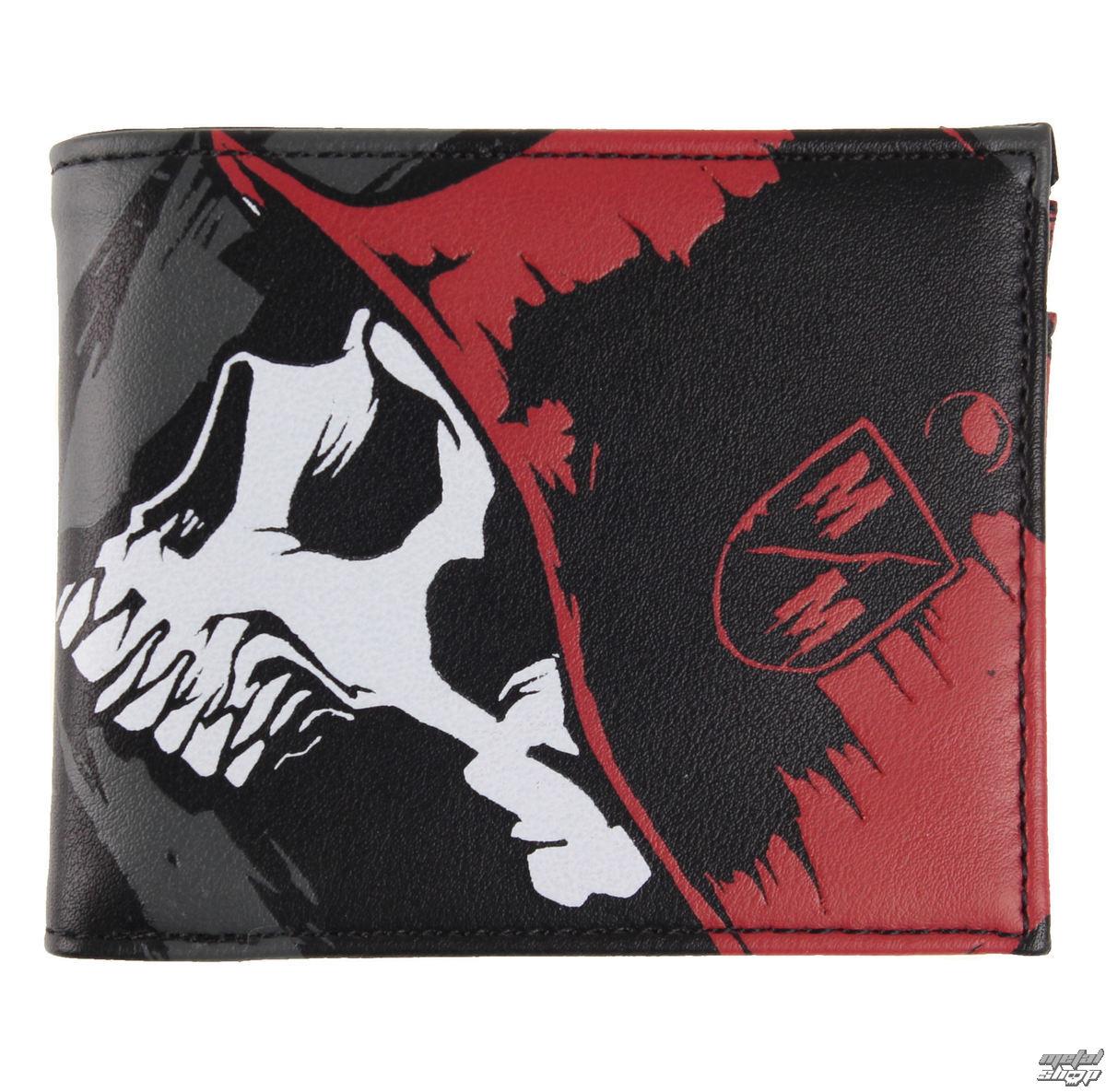 peněženka METAL MULISHA - TRUSTY - BLK - BLK_SP7597002.01