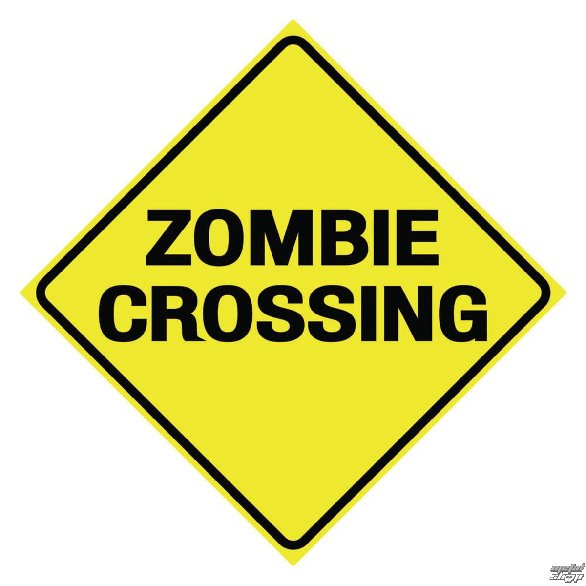 cedule Zombie Crossing