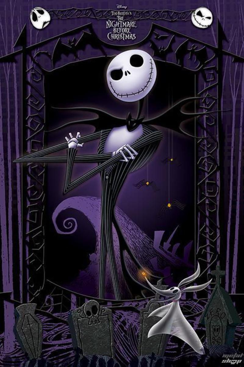 plakát Nightmare Before Christmas - PYRAMID POSTERS