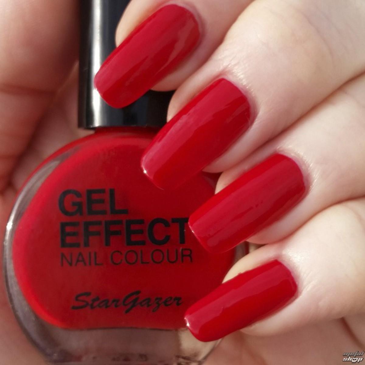 lak na nehty STAR GAZER - Gel Effect - Vampire - SGS218