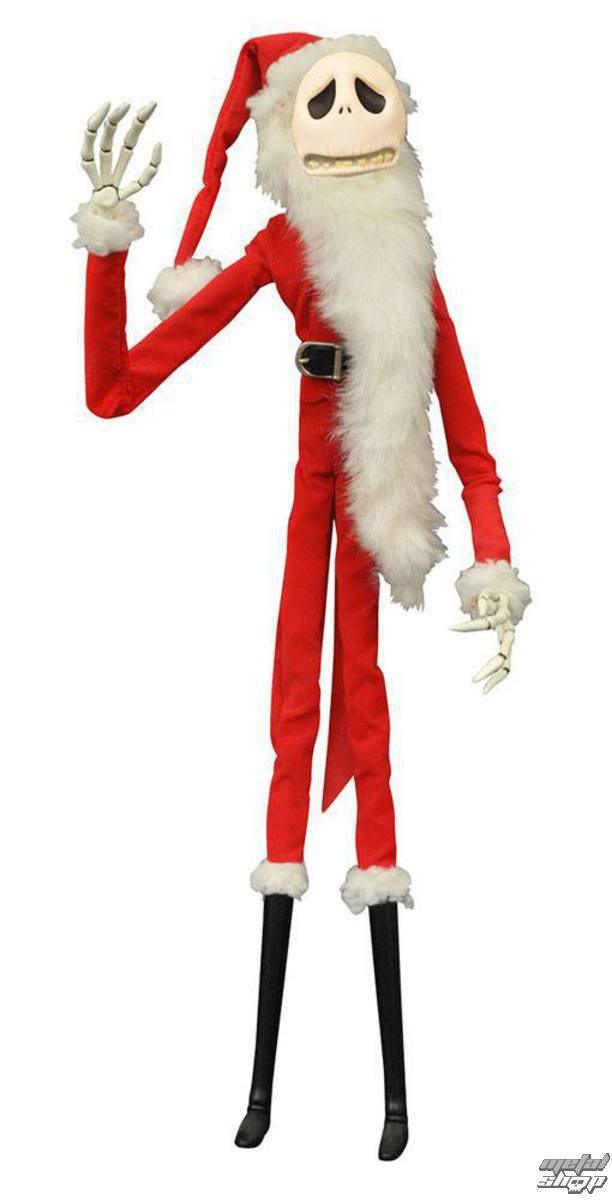 dekorace (figurka) Nightmare before Christmas - Coffin Doll Santa Jack - DIAMSEP162539