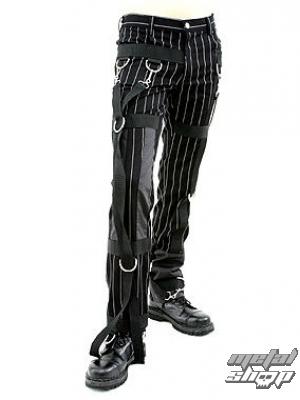 kalhoty pánské Aderlass - Girdle Pants Pin Stripe - A-1-41-050-01