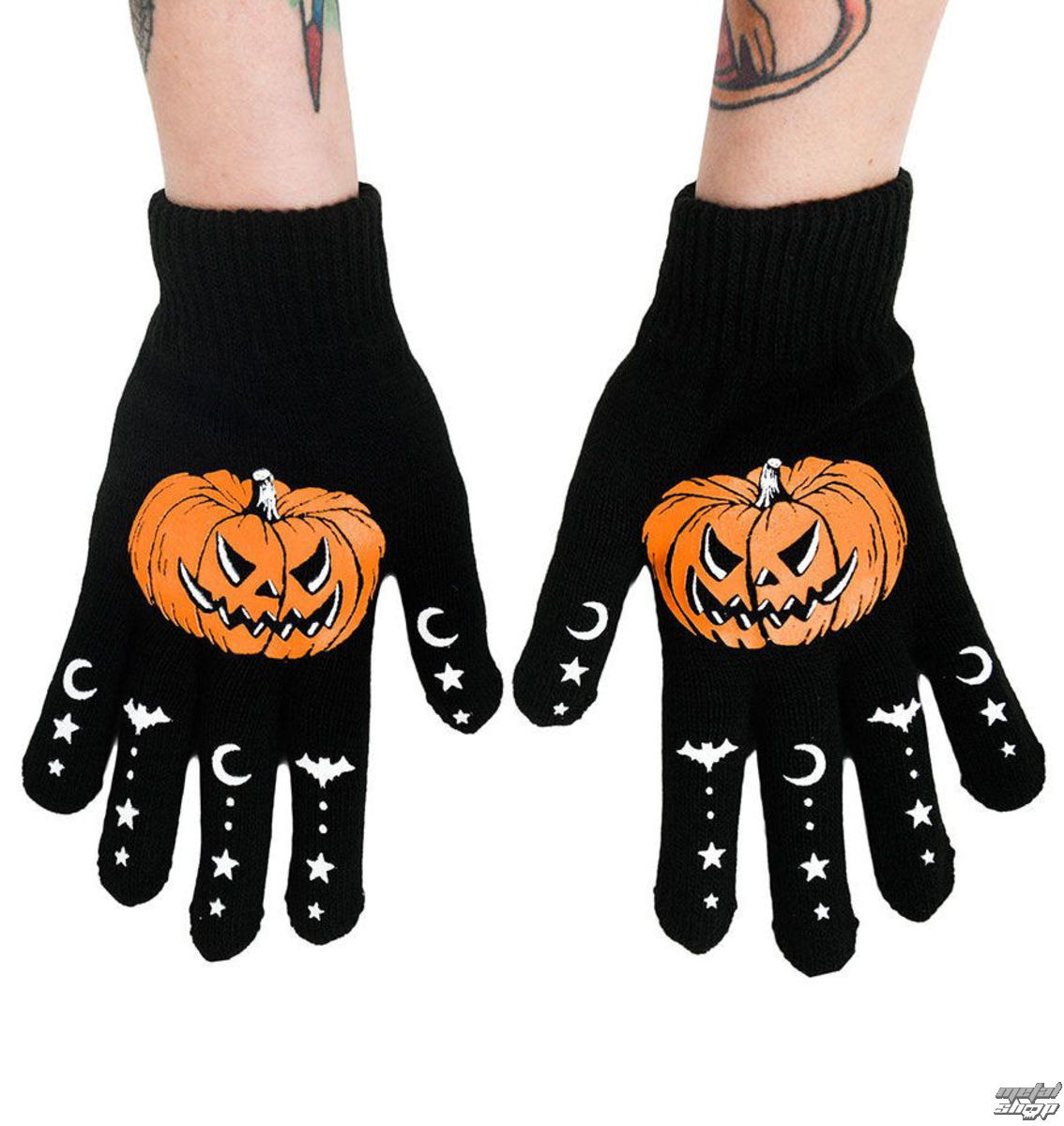 rukavice TOO FAST - HALLOWEEN PUMPKIN - AGGL-T-PUMP