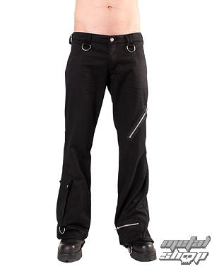 kalhoty Black Pistol - Punky Jeans Denim Black - B-1-63-001-00