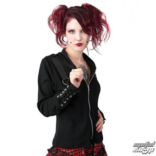 mikina dámská Black Pistol - Zip Hood Sweat - Black - B-4-31-256-00