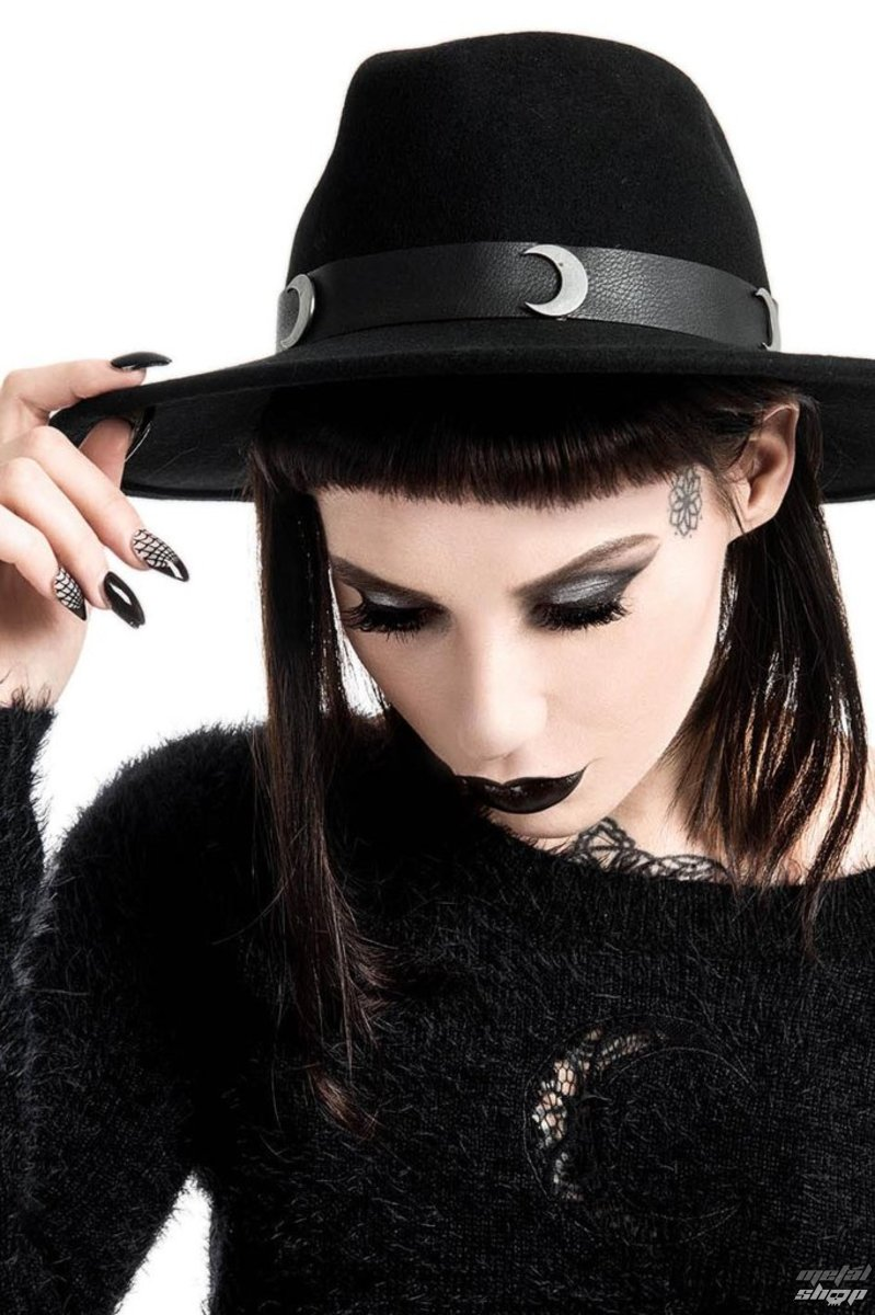 klobouk KILLSTAR - Eternal Eclipse - Black - K-HAT-F-2630