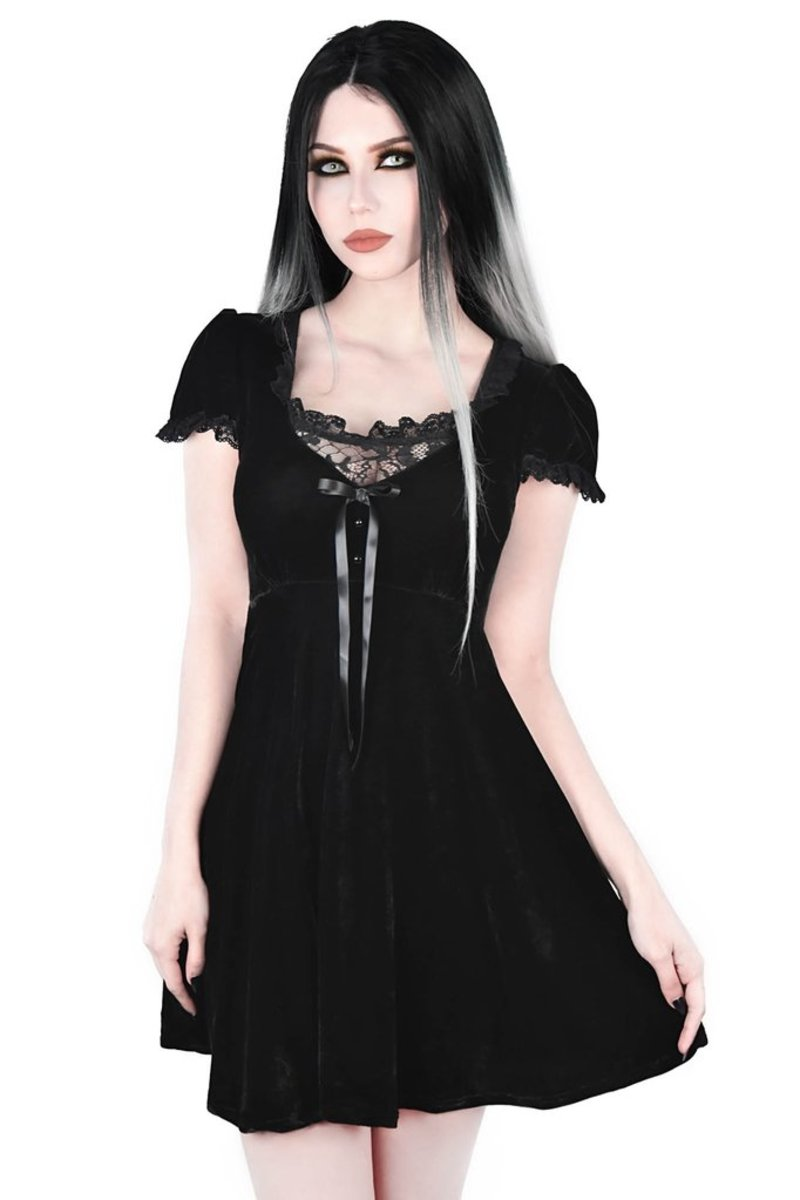 šaty KILLSTAR Heather Babydoll XXL