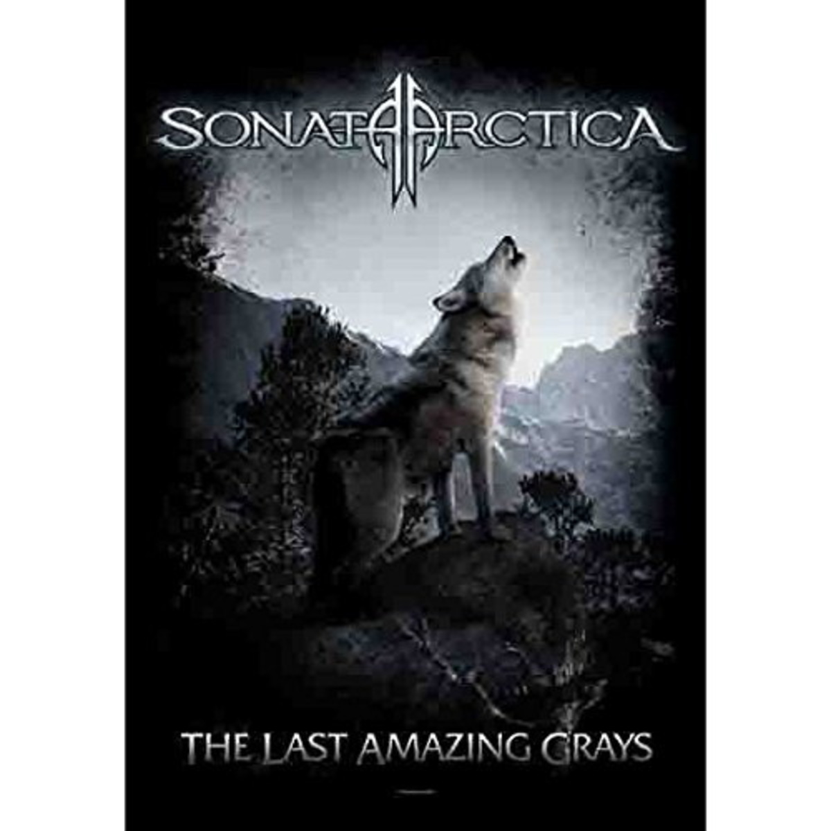 vlajka Sonata Arctica - The Last Amazing Grays - HFL1002