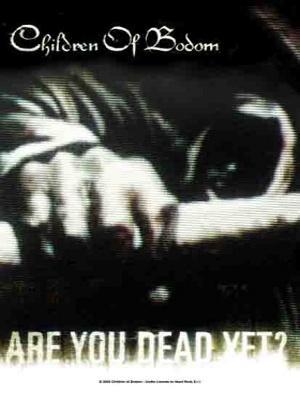 vlajka Children of Bodom - Are you dead yet? - HFL696