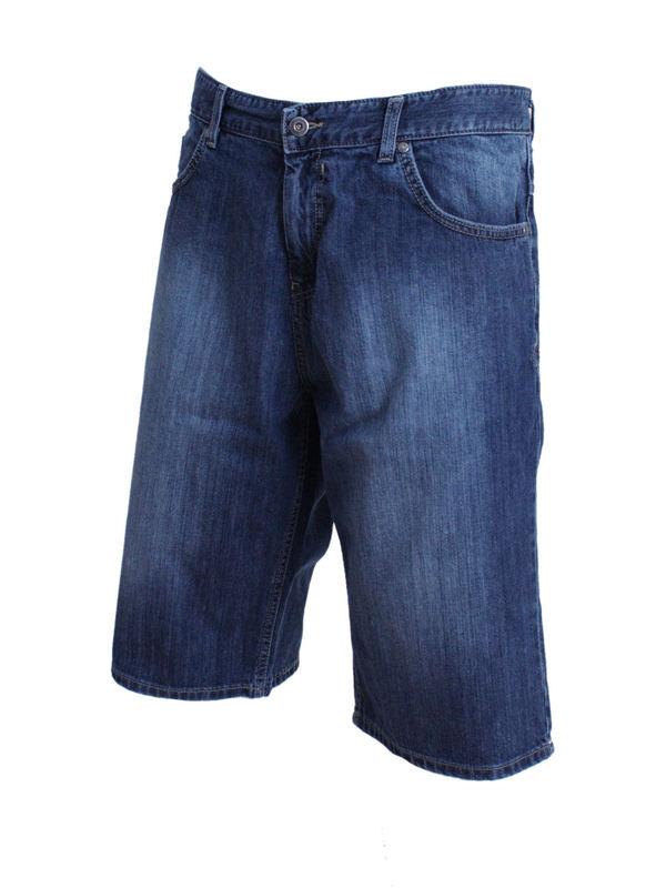 kraťasy pánské (JEANSOVÉ) FUNSTORM - Lax shorts