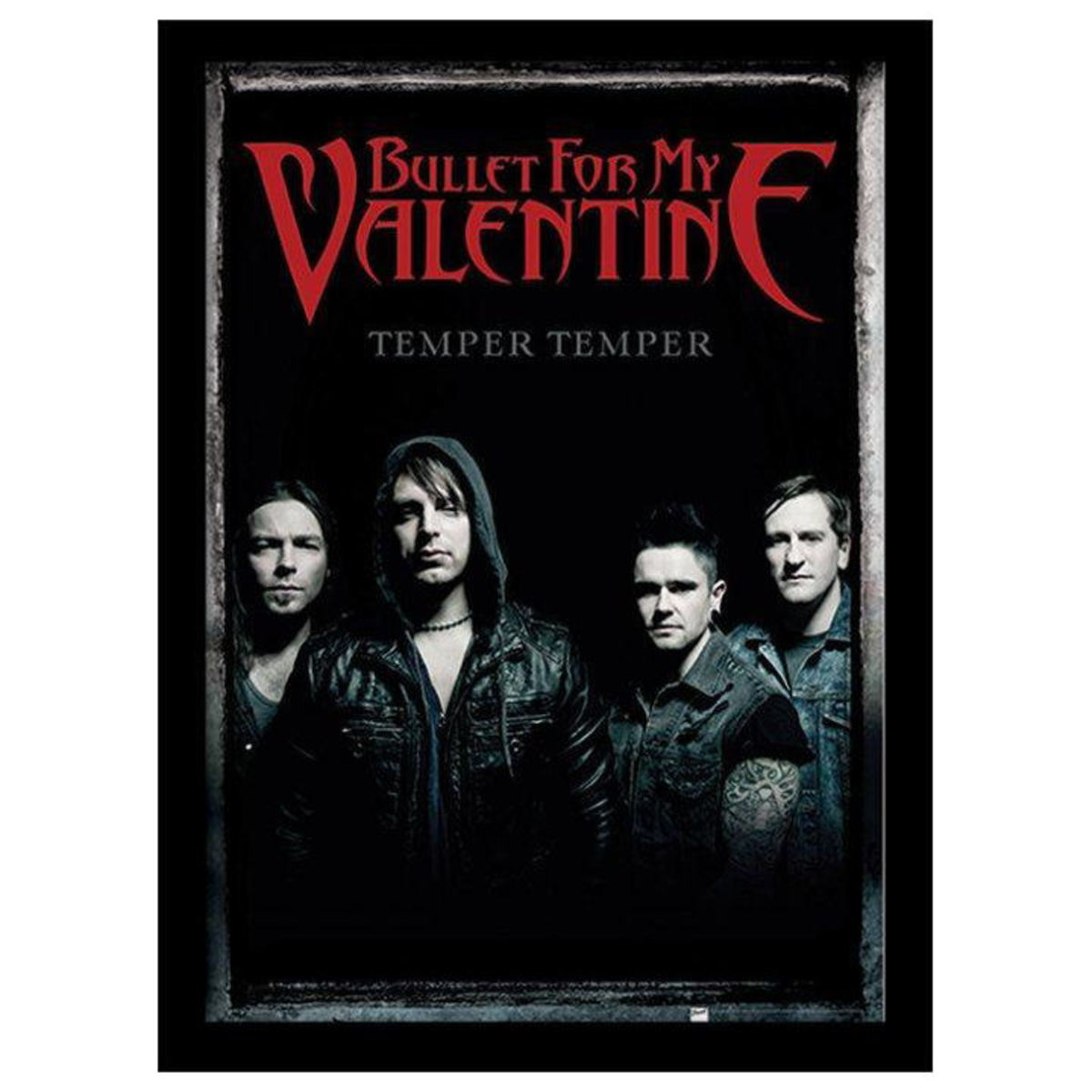 obraz PYRAMID POSTERS Bullet For my Valentine Group