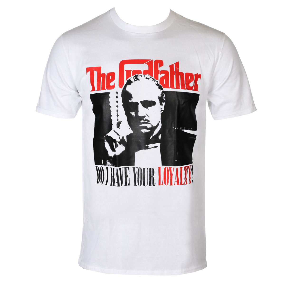HYBRIS The Godfather Do I have Your Loyalty černá
