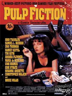 obraz 3D Pulp Fiction (One-sheet) - PPL70031