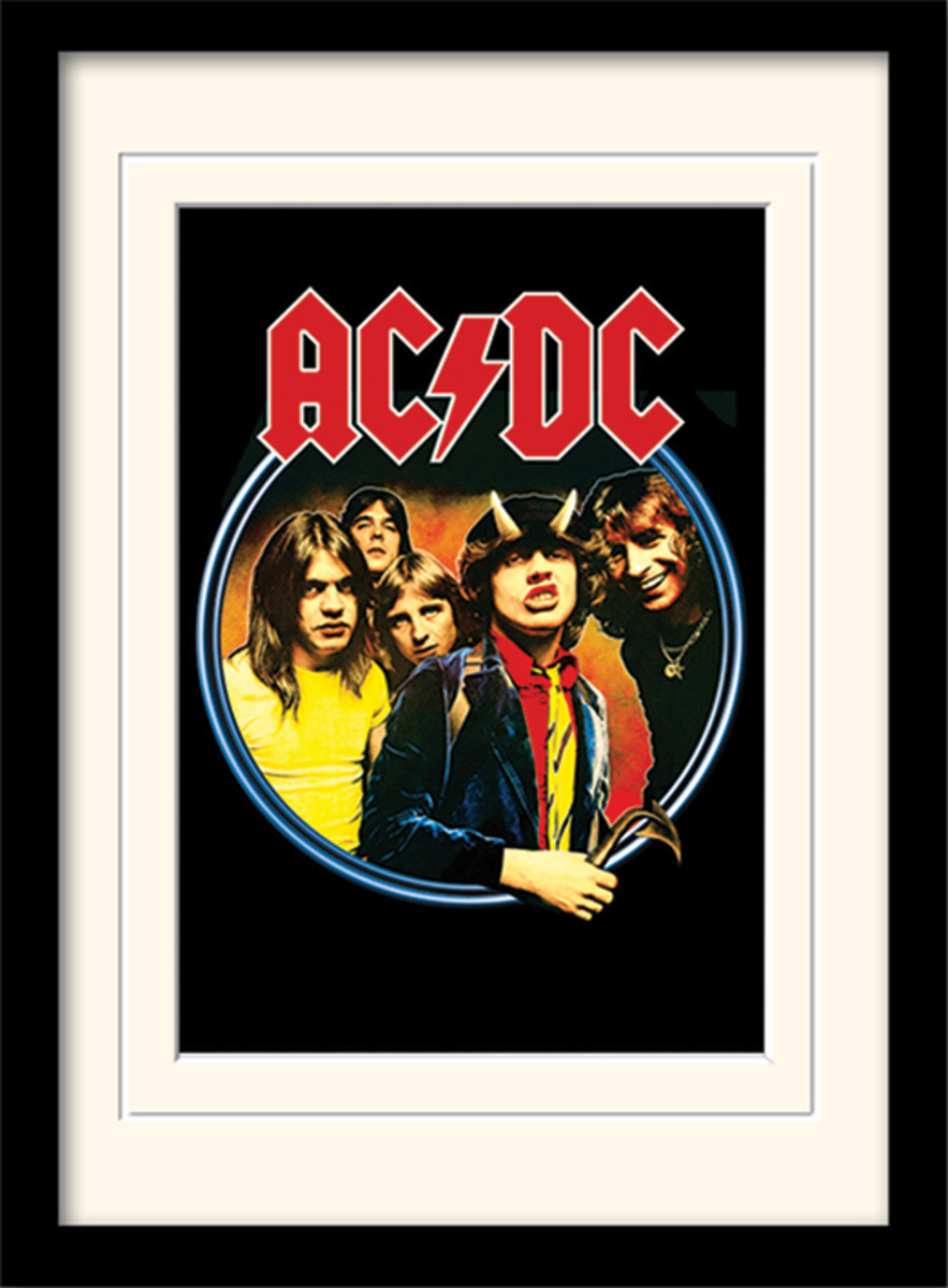 obraz ACDC - (Group) - PYRAMID POSTERS - MP10318P