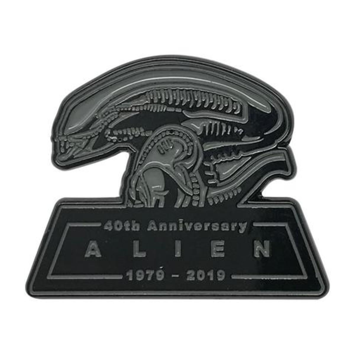 placka NNM Alien 40th Anniversary