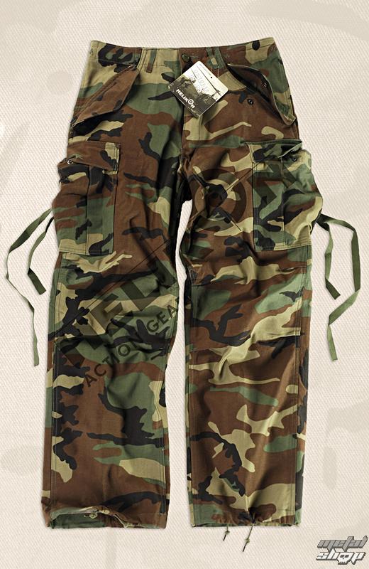kalhoty pánské HELIKON - SP-M65-NY-03 - us woodland