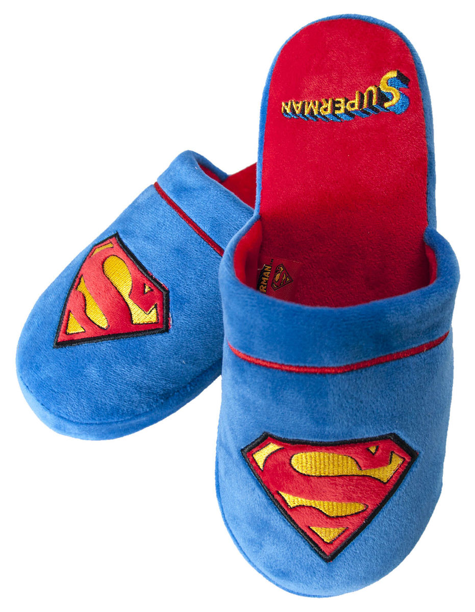 papuče unisex Superman - DC Comics - NNM - 910_Superman