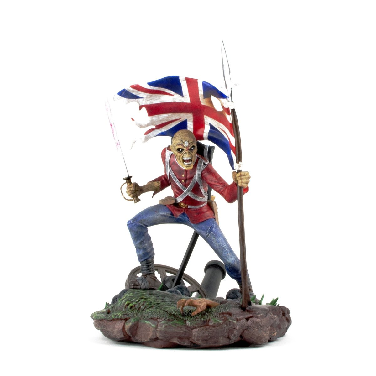 figurka skupiny NNM Iron Maiden Legacy of the Beast