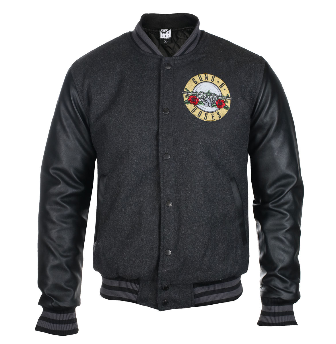 bunda jarněpodzimní AMPLIFIED Guns N Roses VARSITY XS