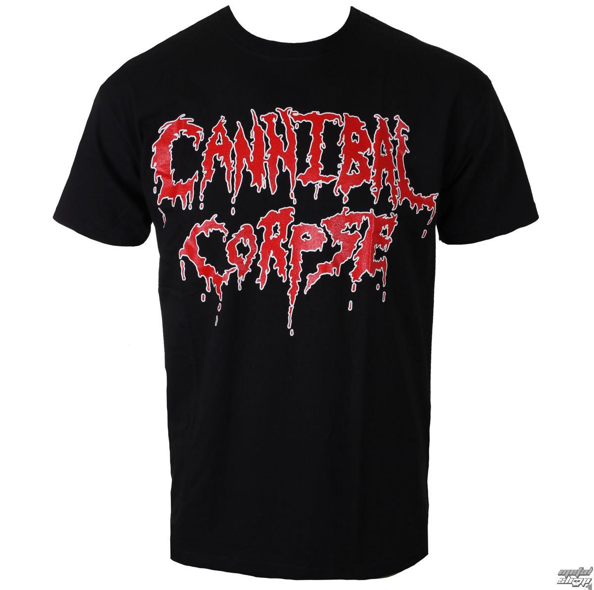 triďż˝ko pďż˝nskďż˝ CANNIBAL CORPSE - Logo - NUCLEAR BLAST - 25717_TS