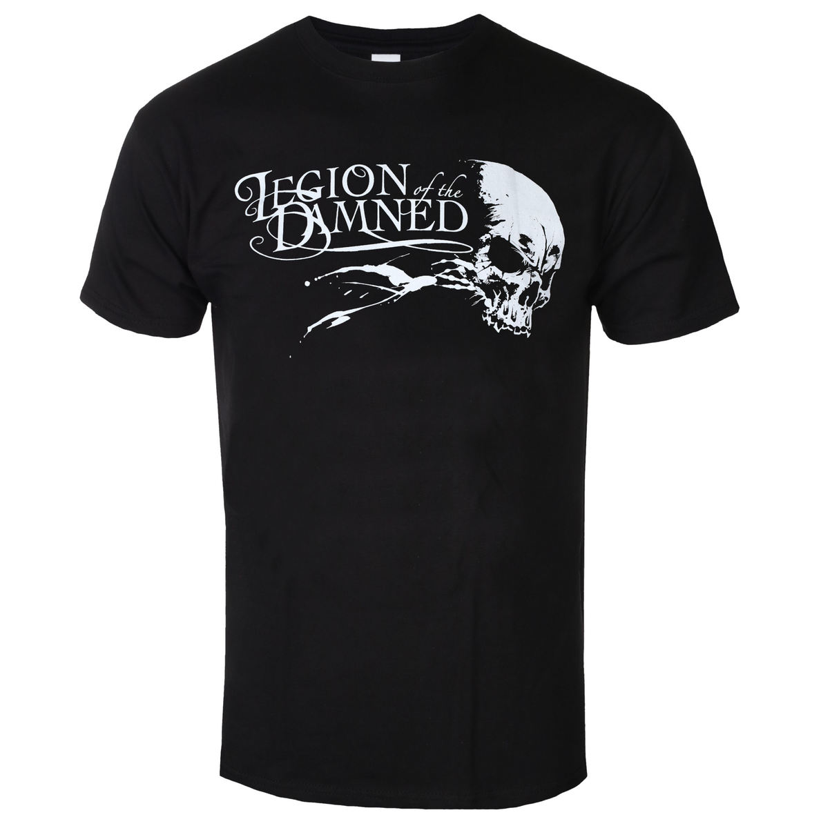 tričko metal NAPALM RECORDS Legion of the Damned Skull Logo černá XL