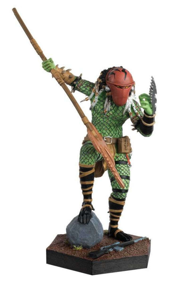 figurka The Alien & Predator - Collection Homeworld Predator - Predator - EAMOOCT172381