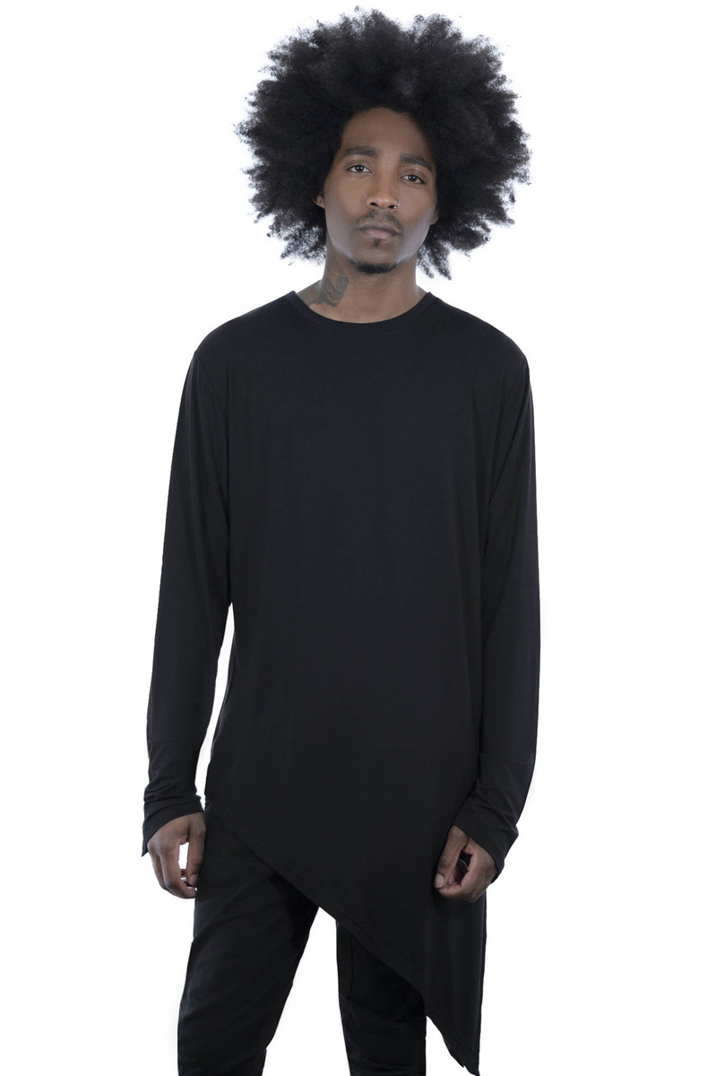 Levně tričko KILLSTAR Azazel Asymmetrical černá XS