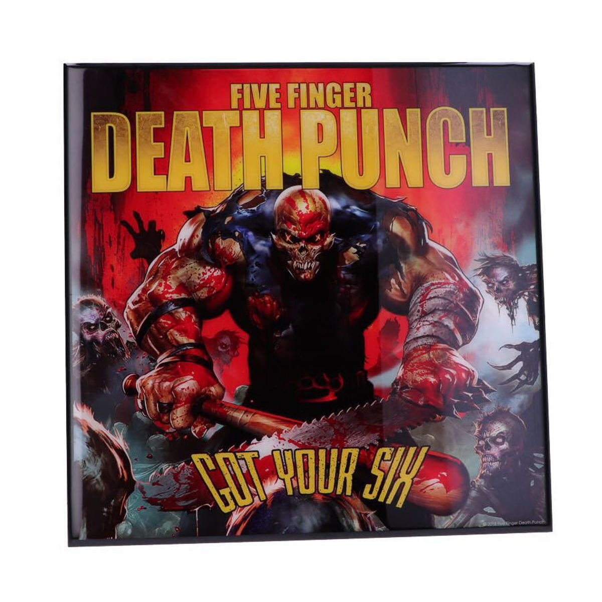 obraz NNM Five Finger Death Punch Got Your Six