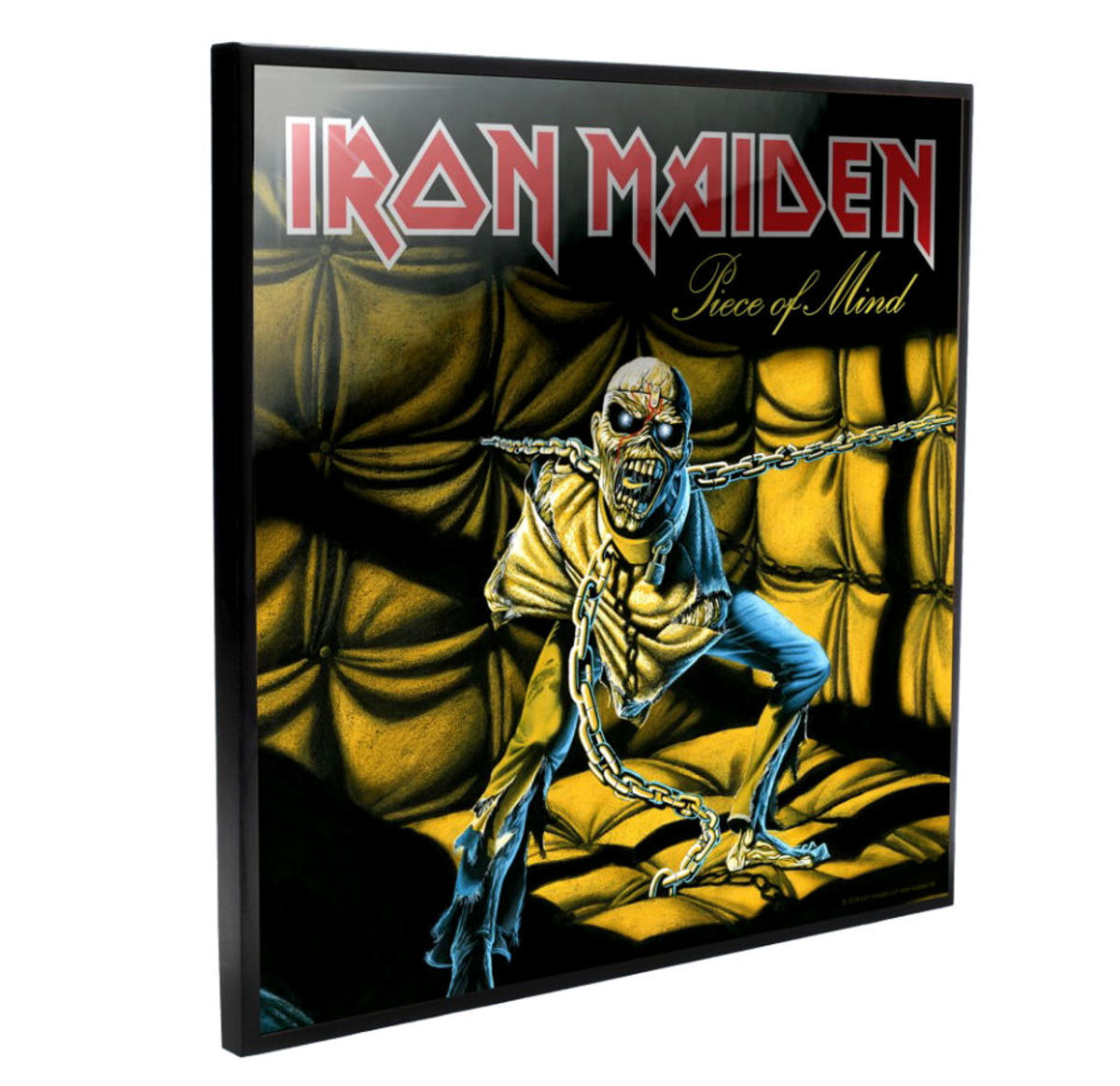 obraz NNM Iron Maiden Piece of Mind