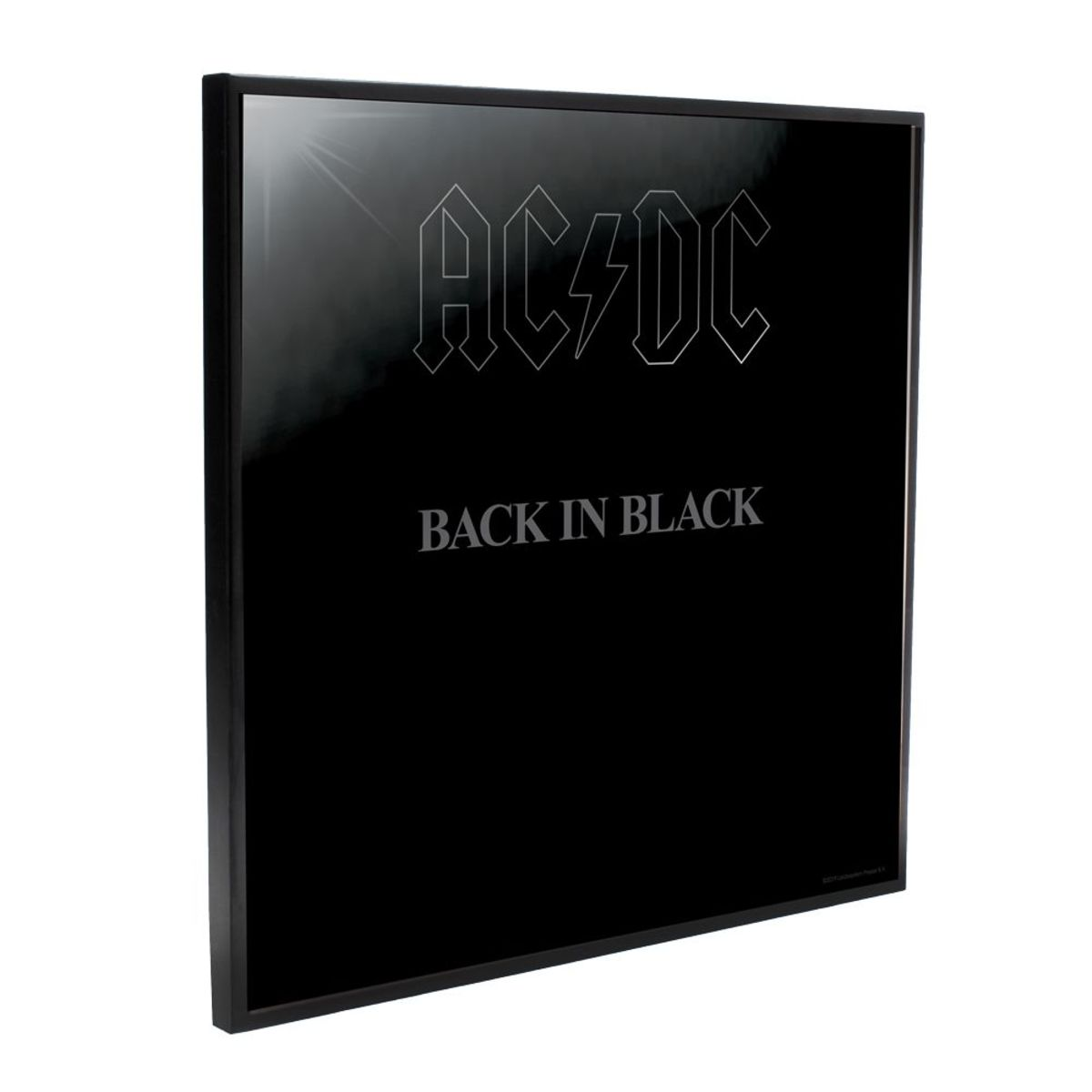 obraz NNM AC-DC Back in Black
