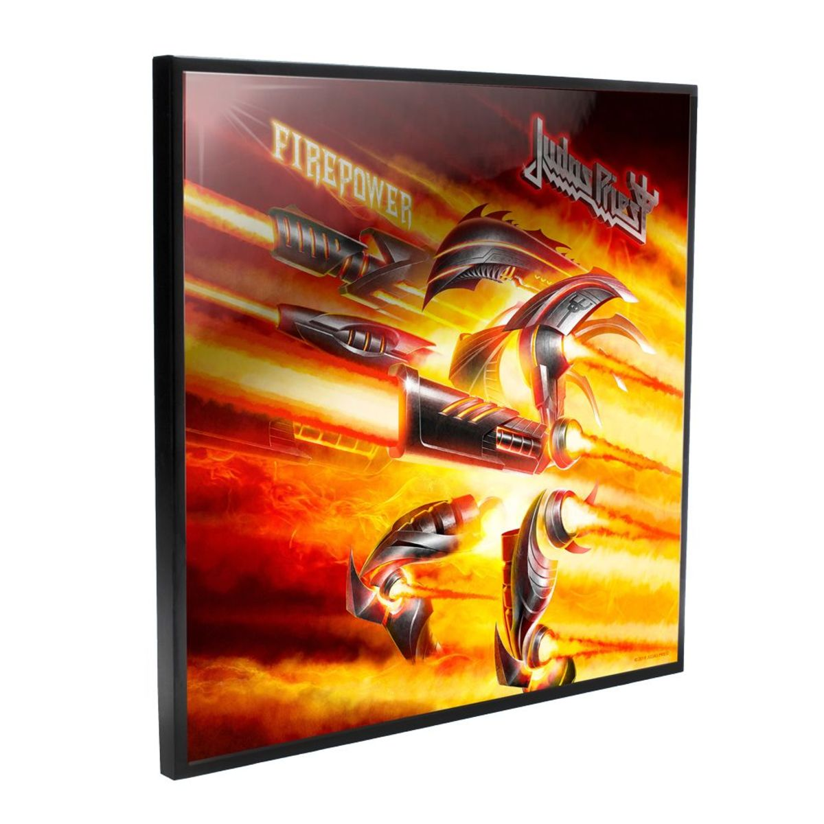 obraz NNM Judas Priest Firepower