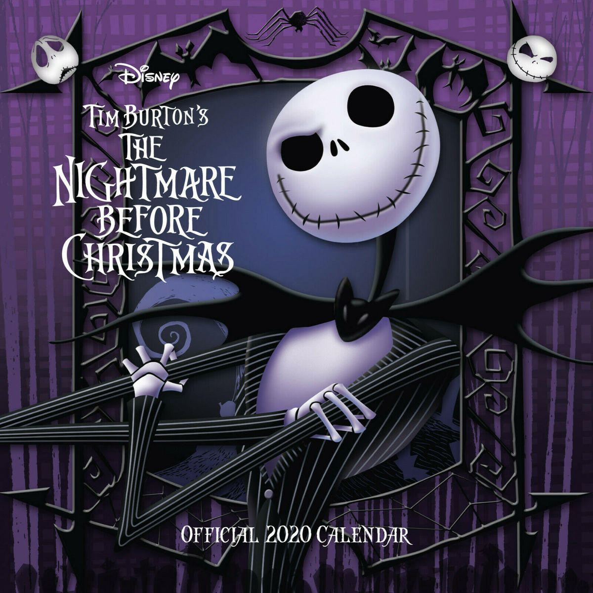 kalendář na rok 2020 - Nightmare Before Christmas - 233-2019