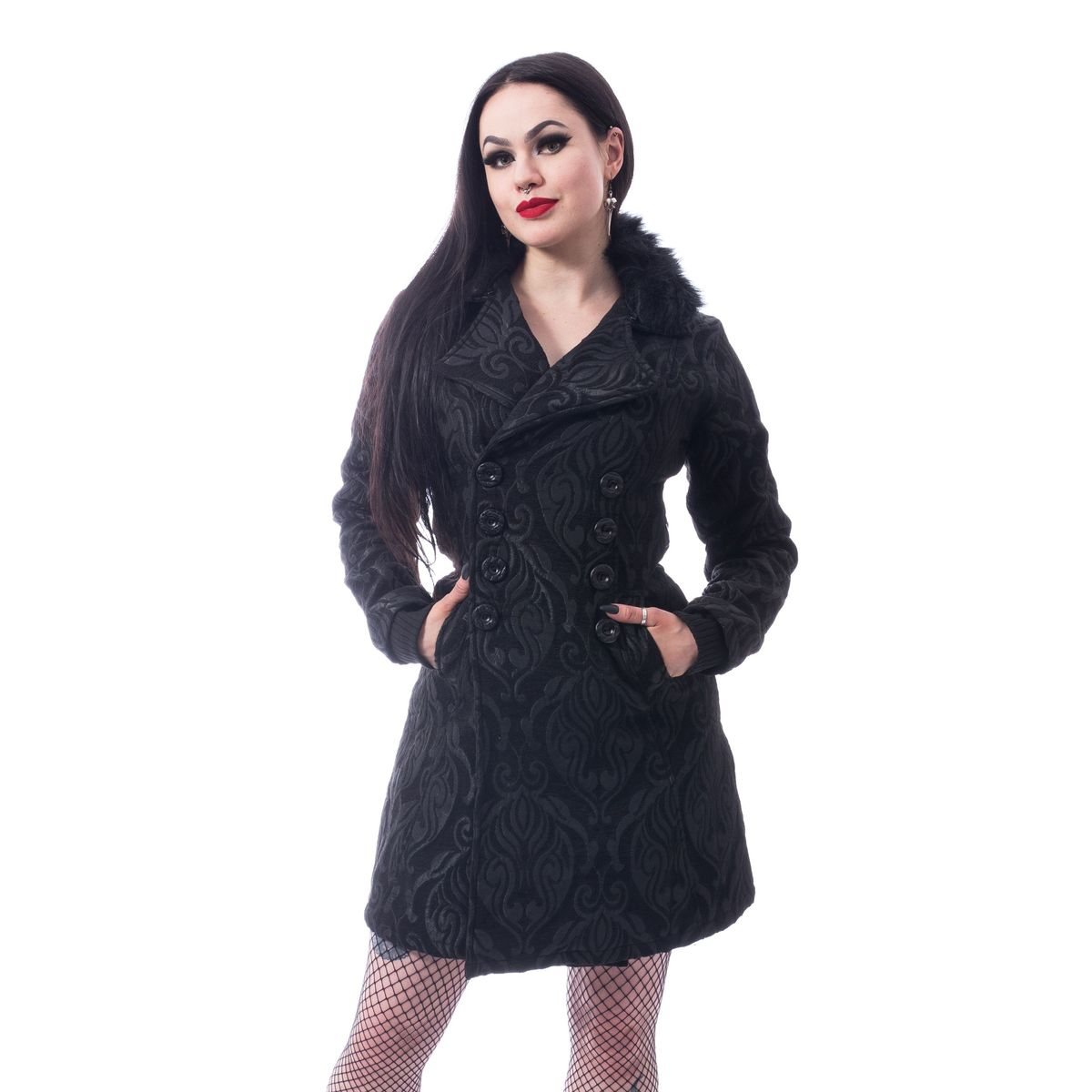 kabát POIZEN INDUSTRIES CRAFT COAT S