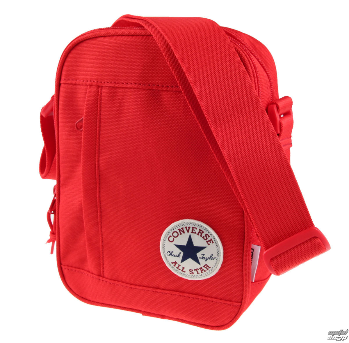 taška malá CONVERSE - Poly Cross Body - Red - 10003338-A03