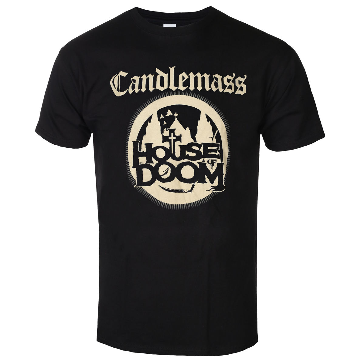 NAPALM RECORDS Candlemass House Of Doom černá
