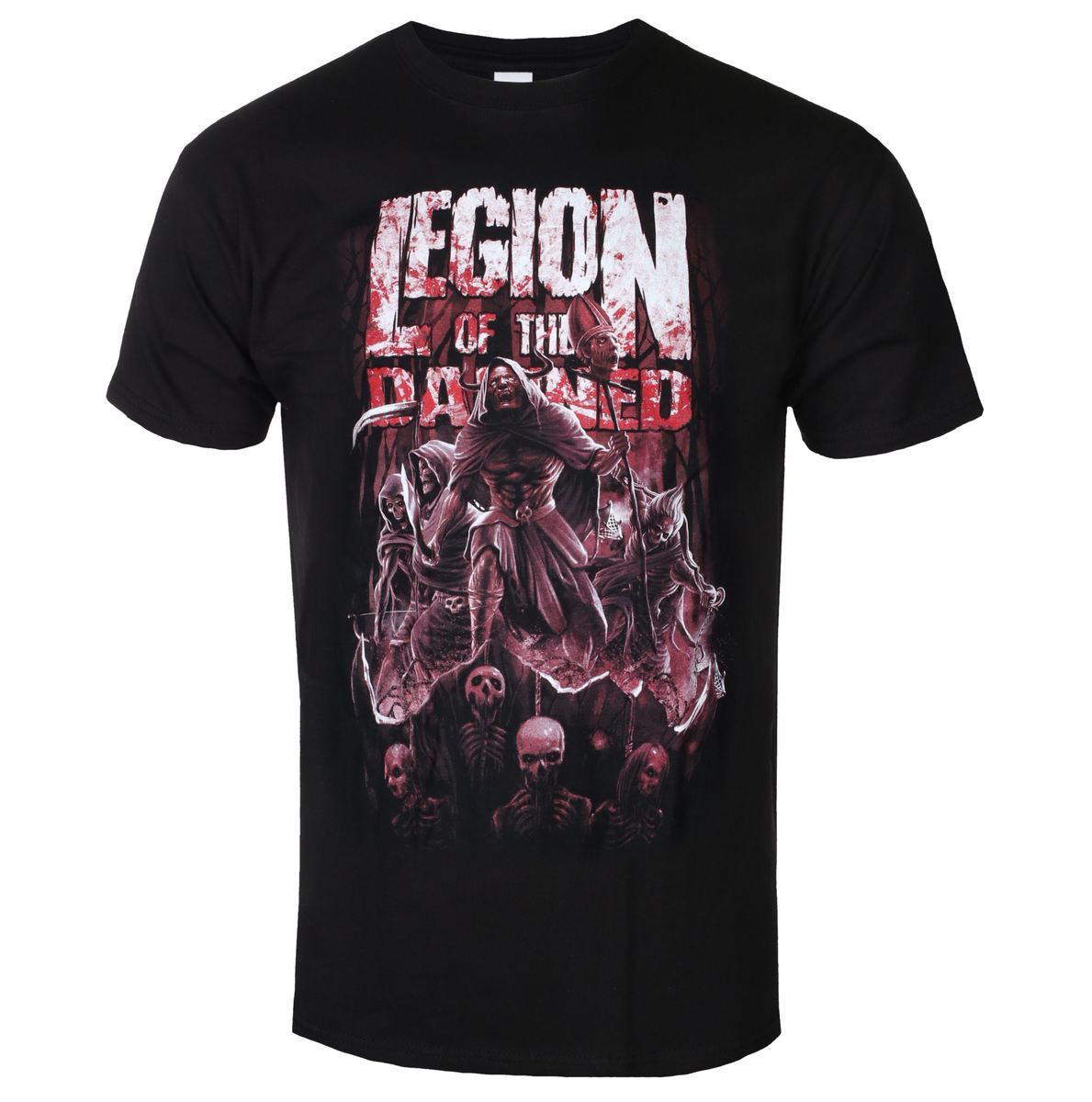 NAPALM RECORDS Legion of the Damned Slaves of the Southern Cross černá