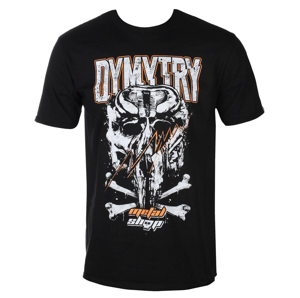 2cff21658d41 tričko pánské METALSHOP x DYMYTRY - MS065 - metalshop.cz