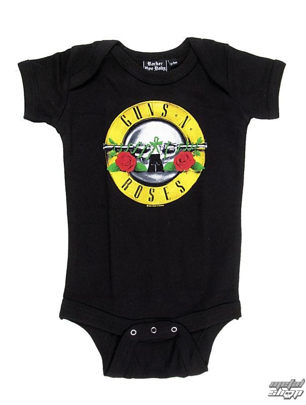 body dětské Guns'n Roses 2 - BRAVADO - GNR1027