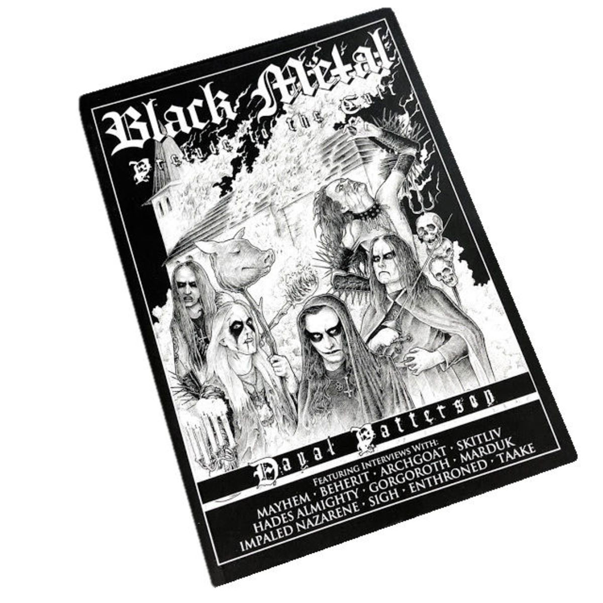 kniha Black Metal: Prelude To The Cult - CULT001