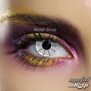 kontaktní čočka WHITE WEB - EDIT - 80053