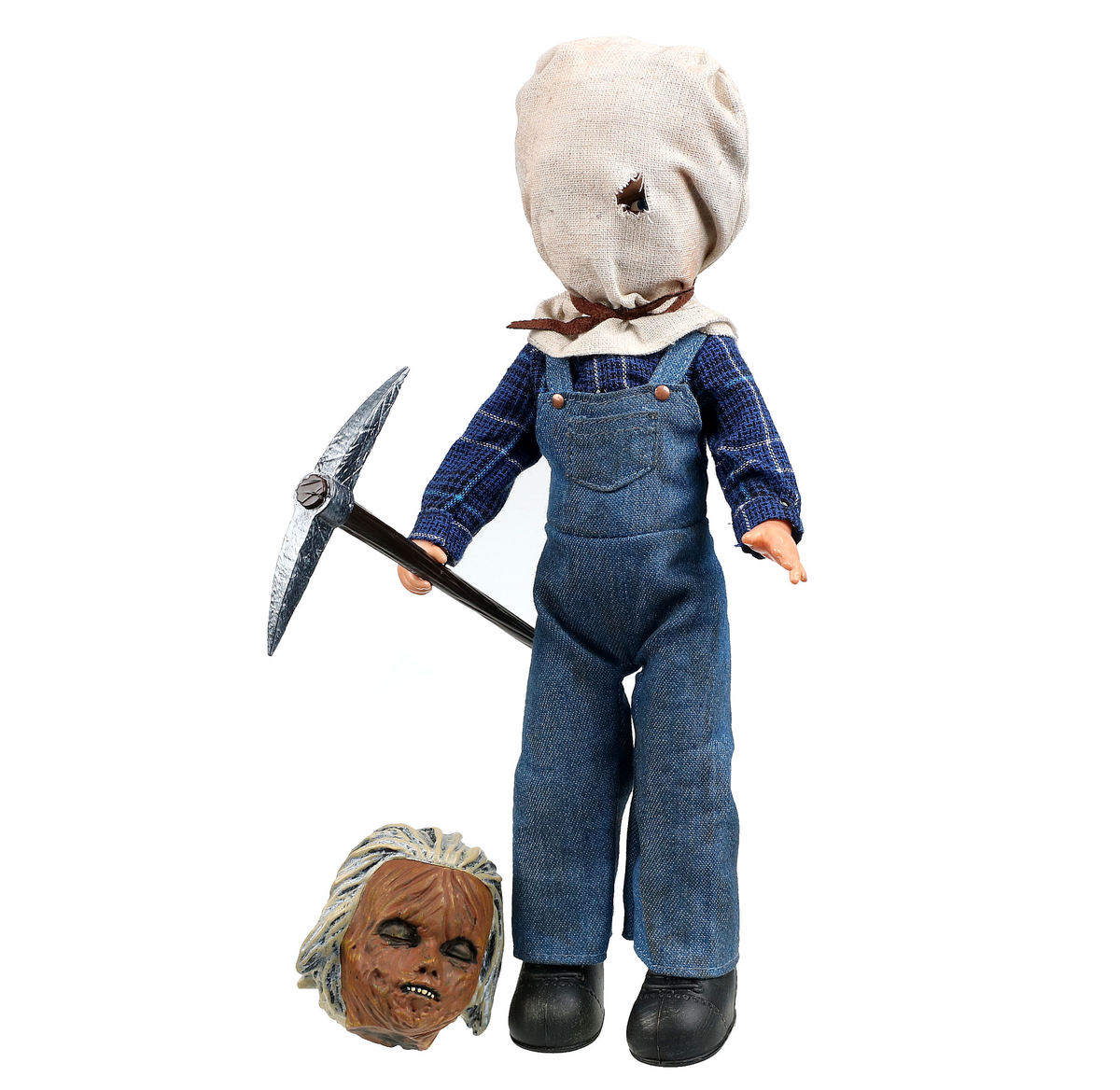 panenka Friday the 13th - Living Dead Dolls - Jason Voorhees Deluxe Edition - MEZ99570