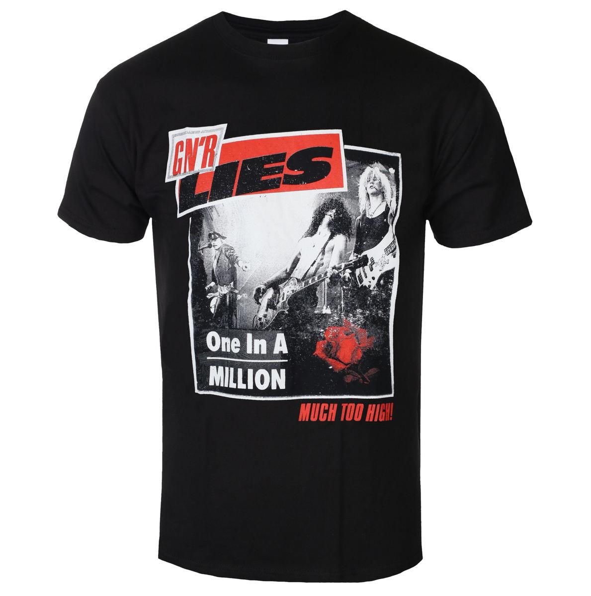 Triďż˝ko metal pďż˝nskďż˝ Guns N' Roses - One In A Million - ROCK OFF - GNRTS55MB