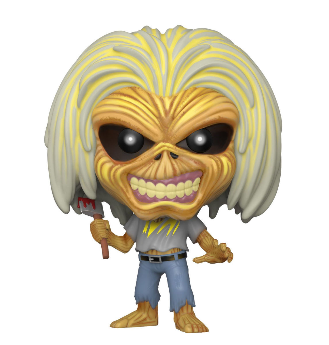 figurka skupiny POP Iron Maiden POP!