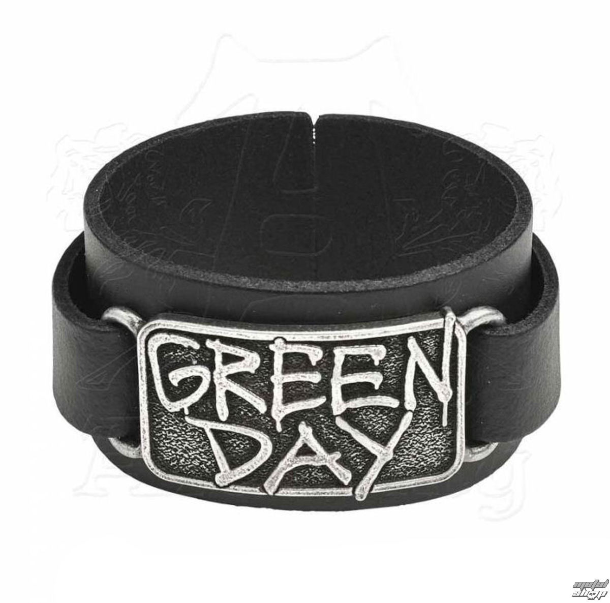náramek ALCHEMY GOTHIC Green Day ALCHEMY GOTHIC