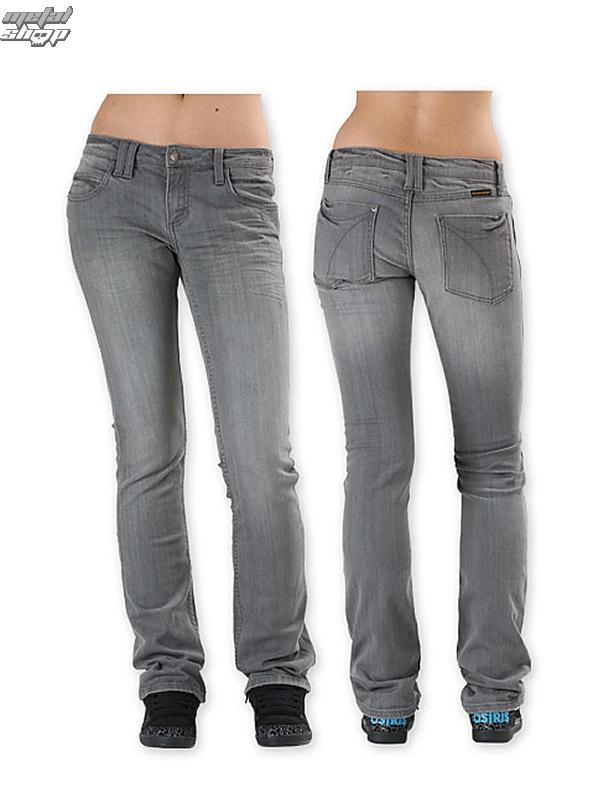 kalhoty dámské (jeansy) HORSEFEATHERS - Riviera