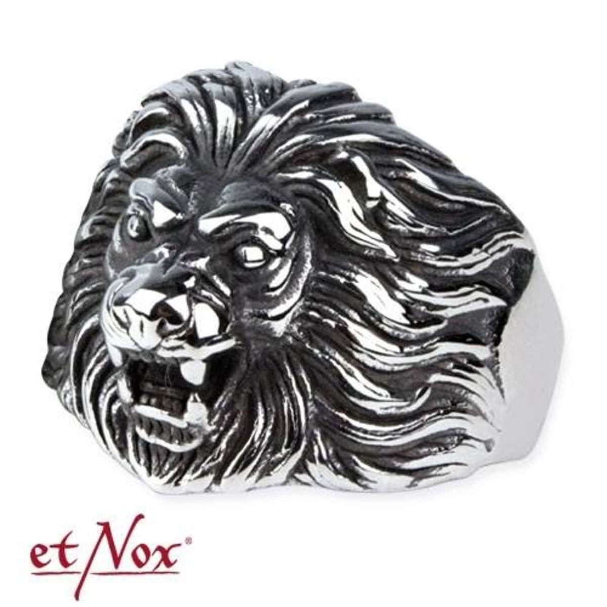 prsten ETNOX - Lion´s Head - SR1419 68