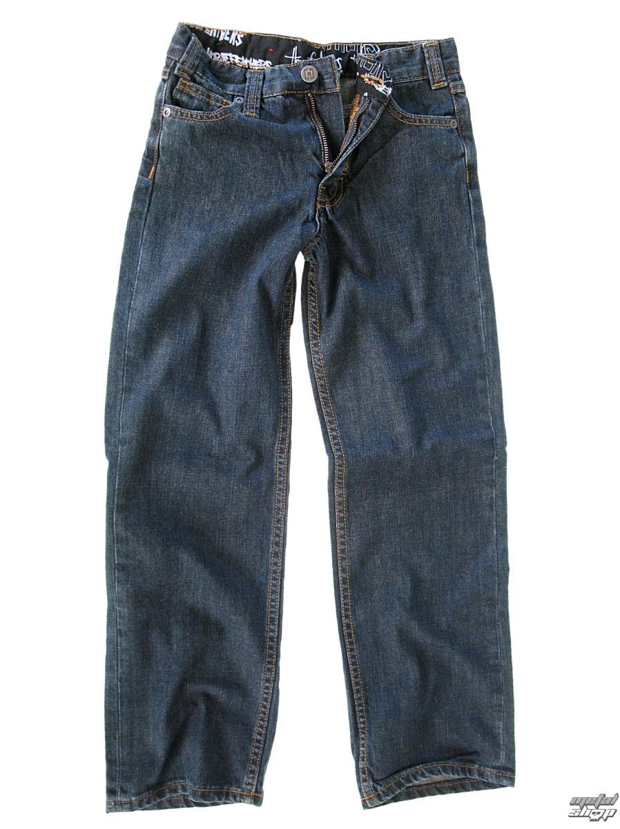 kalhoty dětské (jeansy) HORSEFEATHERS - Rookie