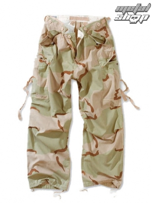 kalhoty SURPLUS - Vintage - DESERT - 05-3596-32
